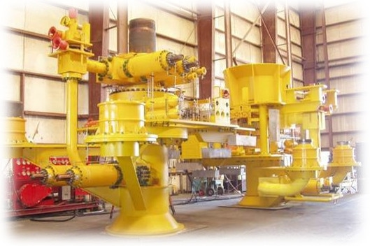 ENI K2 Subsea Tree Piping
