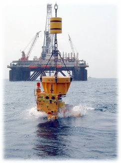 Subsea Tubing Head Spool Installation and Drilling Rig
